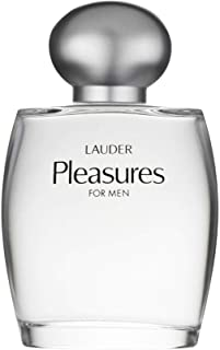 Pleasures by Estee Lauder for Men, 3.4 Ounce EDC Spray