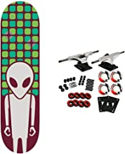 Alien Workshop Skateboard Complete Matrix Embossed 8.5