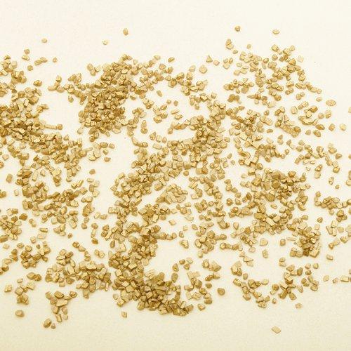Generique - Sable métallisé doré