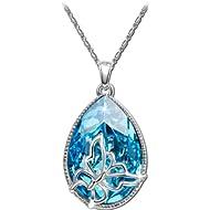 Brilla Swarovski Elements Crystal Fashion Necklace Pendants Jewelry for Women (Butterfly/Heart of...