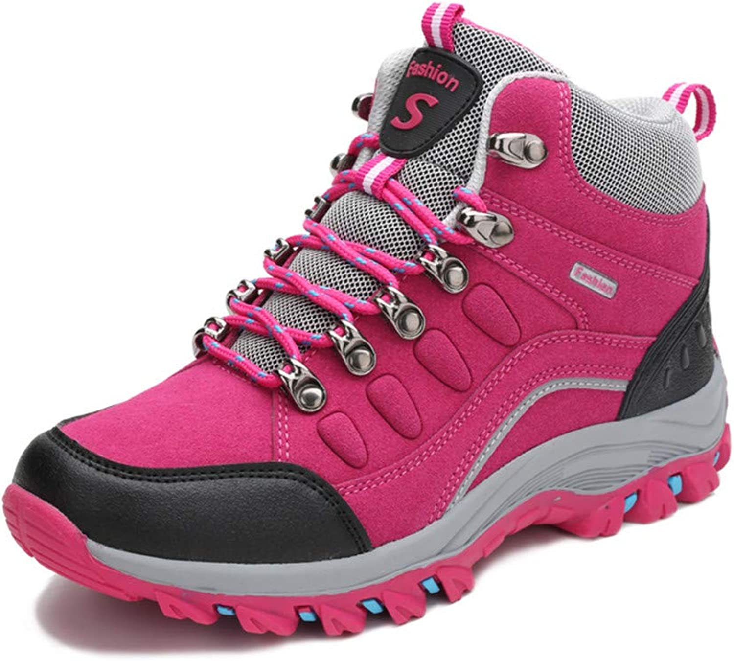 PEALAND Womens Lightweight Hiking shoes and Comfortable Casual shoes