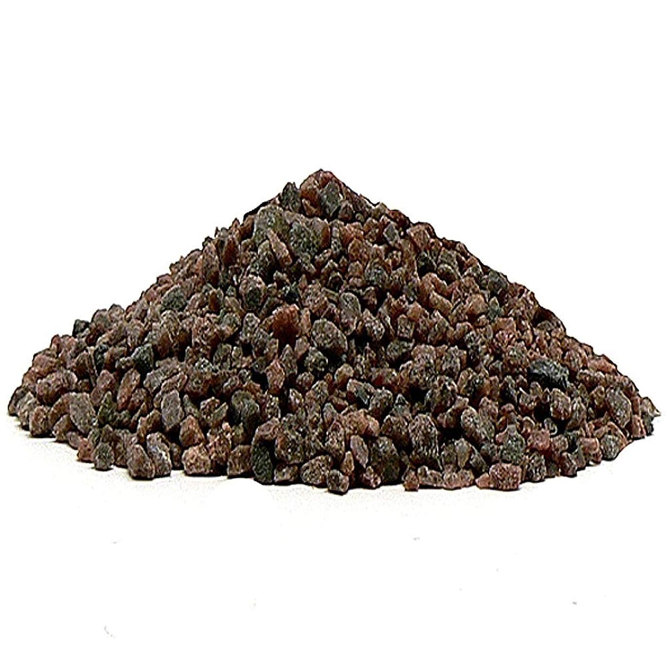 クリスマスアウトドアところで増量中! ヒマラヤ岩塩 ブラックソルト 入浴用 バスソルト(小粒) 黒岩塩 (2kg+300g増量)