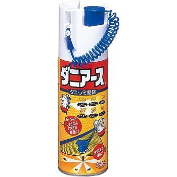 【防除用医薬部外品】ダニアース カーペット・じゅうたん・タタミに [300mL]