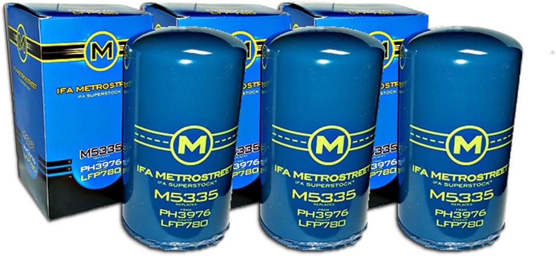 Sales for sale Metrostreet 6.7L Turbo Diesel Oil Oakland Mall Case - Filters of 3