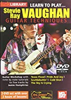 Learn to Play Stevie Ray Vaughan 1 [DVD] [Import]
