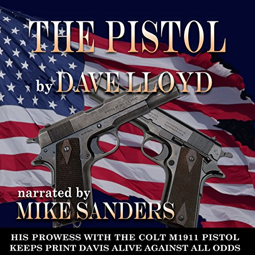 The Pistol audiobook cover art