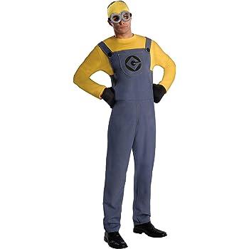 Despicable Me - Disfraz Hinchable de Minion Stuart para adultos ...