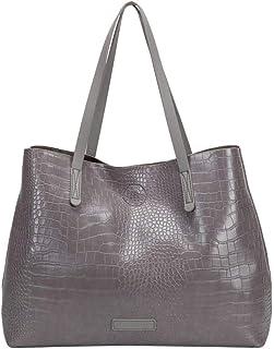 CLAUDIA CANOVA Ophelia Womens Shopper Grey