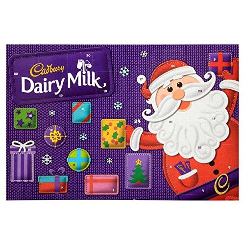 Cadbury Chocolate Advent Calendar 170g