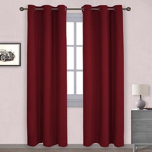Grommet Top Living Room Curtain: Amazon.com