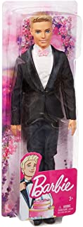 Barbie Groom Ken Doll - 3 Years and Above