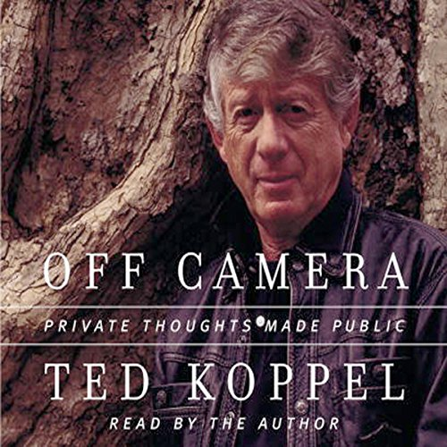 Off Camera audiobook cover art