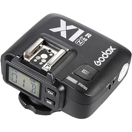 Godox x1r de N TTL 2,4 g Wireless Flash Trigger Receptor para Nikon DSLR Cámara para x1 N Trigger