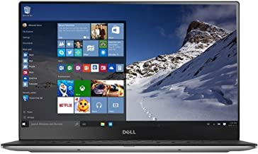 Dell XPS 13 9360 13.3in Full HD Anti-Glare InfinityEdge Display (non-touch) Laptop - Silver, Intel Core i5-8250U, 8GB LPDDR3-1866, 256GB Solid State Drive SSD (Renewed)