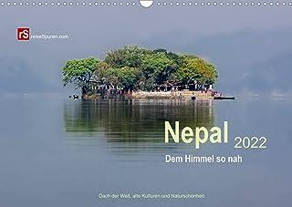Nepal 2022 - Dem Himmel so nah (Wandkalender 2022 DIN A3 quer): Dach der Welt, alte Kulturen und Naturschönheit (Monatskal...