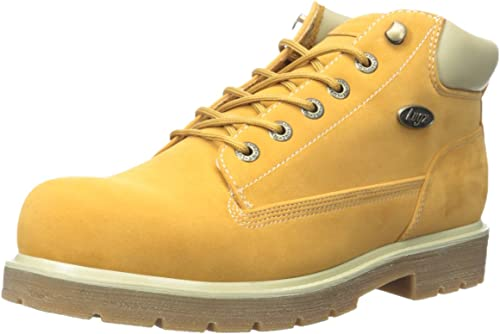 Lugz Men's Drifter LX botas, oroen Wheat Cream Gum, 11.5 D US
