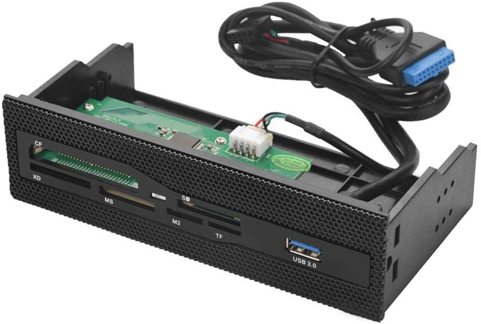 Zopsc USB 3.0 PC Internal Computer Fron Reader Card Cheap mail order sales Max 45% OFF Dashboard