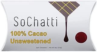 100% Cacao SoChatti by Trade Secret Chocolates (Batch No 19033 Peru)