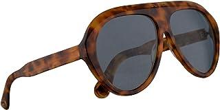 e6f9dac128 Gucci GG0479S Havana - Gafas de sol con lente azul 61 mm 004 GG0479/S