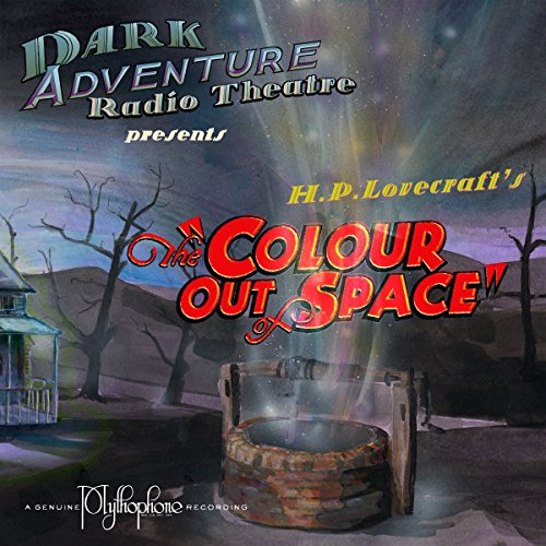 The Colour out of Space                   By:                                                                                                                                 H.P. Lovecraft                               Narrated by:                                                                                                                                 H.P. Lovecraft Historical Society                      Length: 1 hr and 17 mins     10 ratings     Overall 4.9