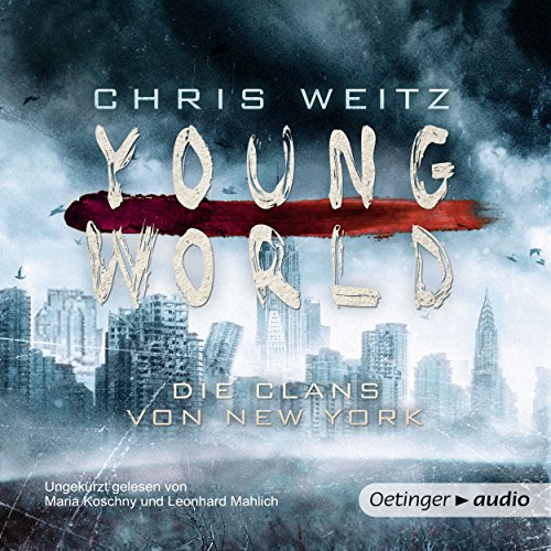 Young World audiobook cover art
