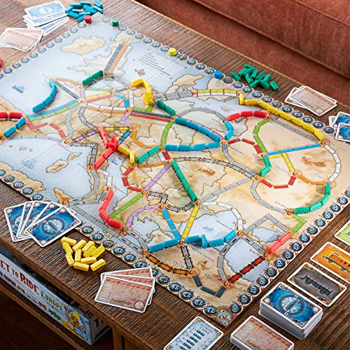 Ticket to ride Europe - 4
