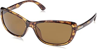 Suncloud Throwback 20232908659HB Womens Tortoise Frame Brown Polarized Lens Cat-eye Sunglasses