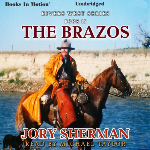 The Brazos audiobook cover art