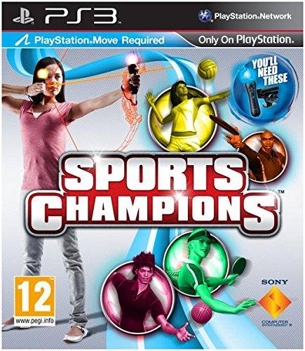 Sony Sports champions PlayStation 3 Inglés vídeo - Juego (PlayStation 3, Deportes, Modo multijugador, E10 + (Everyone 10 +))