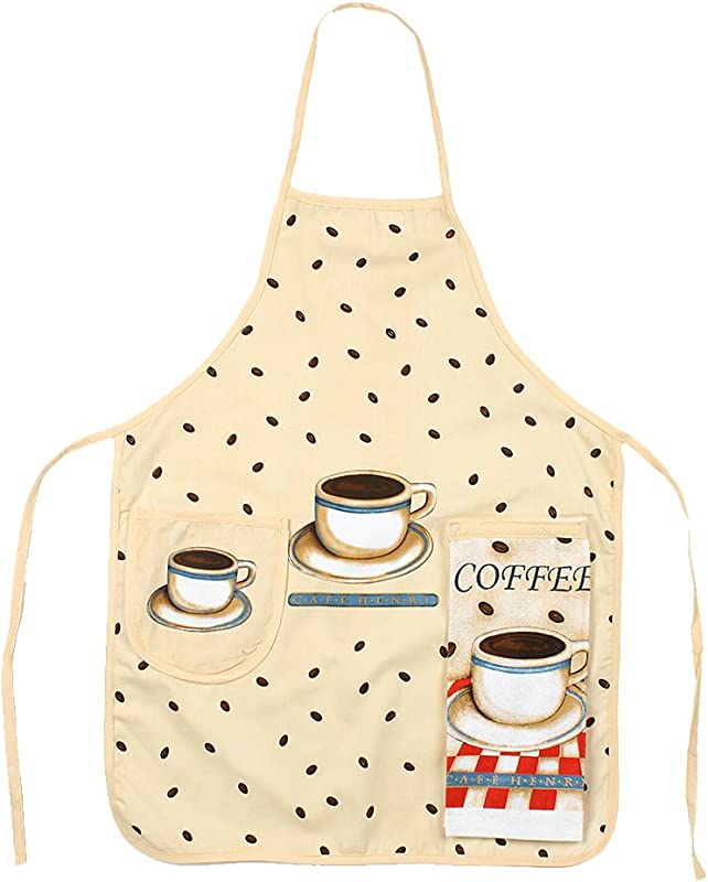 New 100 Cotton Sleeveless Apron With Hand Towel Kitchen Apron Pocket Body Overclothes For Woman Kitchen Cooking Tools G