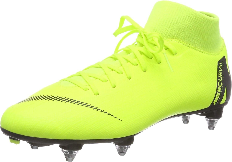 Nike Unisex-Erwachsene Superfly 6 Academy Sg-pro Fußballschuhe  | Kostengünstiger  | Vorzügliche Verarbeitung  | In hohem Grade geschätzt und weit vertrautes herein und heraus