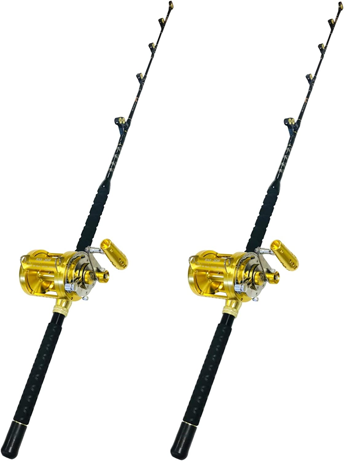 Ranking TOP14 EatMyTackle 50 Wide 2 Speed Fishing Reels Brand new Pound on 60-80 Tournam