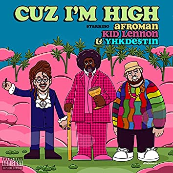 Cuz I'm High