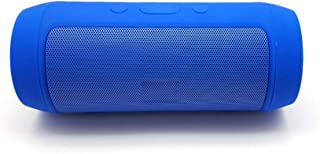 Wireless Bluetooth Speaker Mini Speaker with Diaphragm Subwoofer Card Radio Dust Speaker,Blue