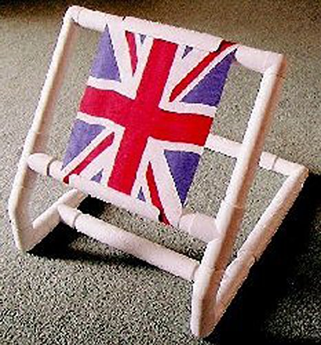 R&R Large Lap Frame (Sizes 14' x 14' & 14' x 9') Made In Great Britain!