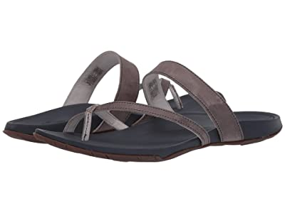 Chaco Lost Coast Leather (Gray) Women