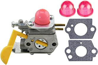 HIPA [Include Special Offers] Carburetor for Poulan Craftman Weed Eater Featherlite SST25 FL20 FL20C FL23 FL26 FX26S FX26SC MX550 MX557 P1500 P2500 P3500 SST25C Gas Trimmer