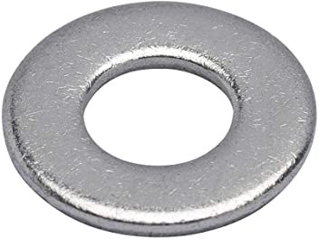 JumpingBolt #10 Stainless Steel Flat washers Packed in 500 Count Box -/Unused Undamaged Item a Unopened