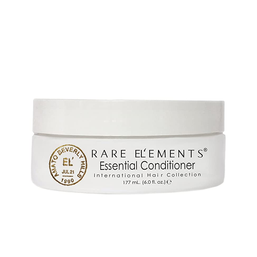 Rare Elements ESSENTIAL CONDITIONER - Reconstructing Daily Hair Masque 6 Ounces
