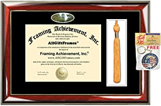 University of Texas Tyler Tassel Diploma Frame Graduation Tassel Box UT Tyler School Campus Photo Custom Degree Framing Tassel Box Gift Bachelor Master MBA PHD Certificate Holder