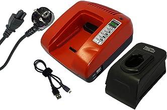 PowerSmart® snellader voor Black & Decker CD1200, CD1200K, CD1202GK, CD1202K, CD120GK, CD632K2, CD9600, CD9600K, CD9600K-...