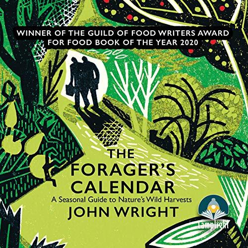 The Forager's Calendar cover art