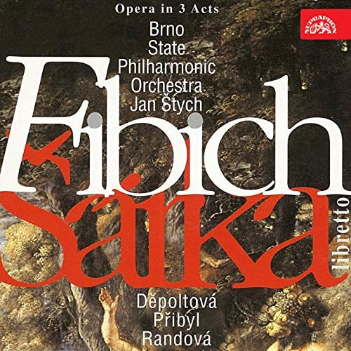 Jaroslava Janská, Božena Effenberková, Jan Štych, Brno Philharmonic Orchestra, Brno Janáček Opera Chorus