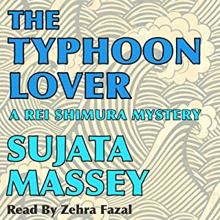 The Typhoon Lover audiobook cover art