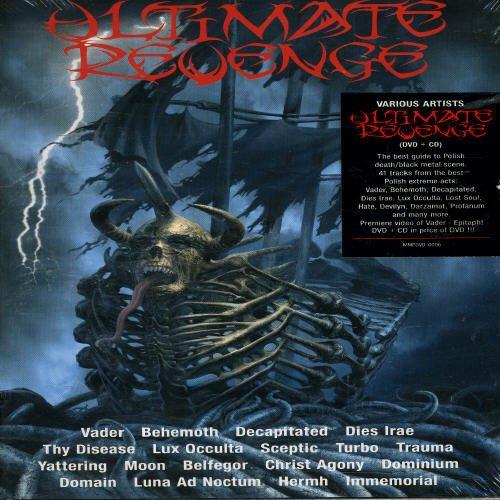 Various Artists - Ultimate Revenge (+ Audio-CD) [2 DVDs]