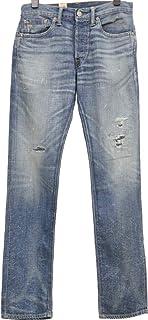 (ダブルアールエル) RRL 米国製 ローストレート Bisbee ジーンズ メンズ Low Straight Selvedge Jean 並行輸入品 [並行輸入品]