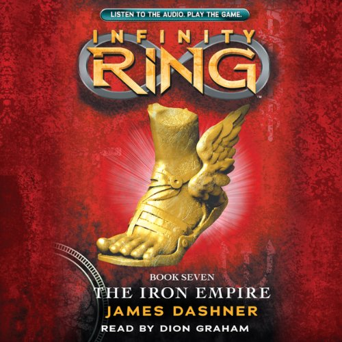 The Iron Empire audiobook cover art