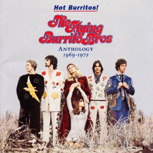 Hot Burritos The Flying Burrito Bros Anthology 1969 1972 product image