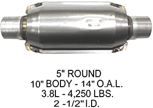 Eastern Manufacturing 70258 Catalytic Converter (Non-CARB Compliant)