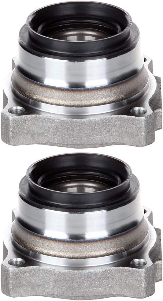 Wheel Max 70% OFF Hub Assembly SCITOO Bearing Fits gift Set 2005-20 and